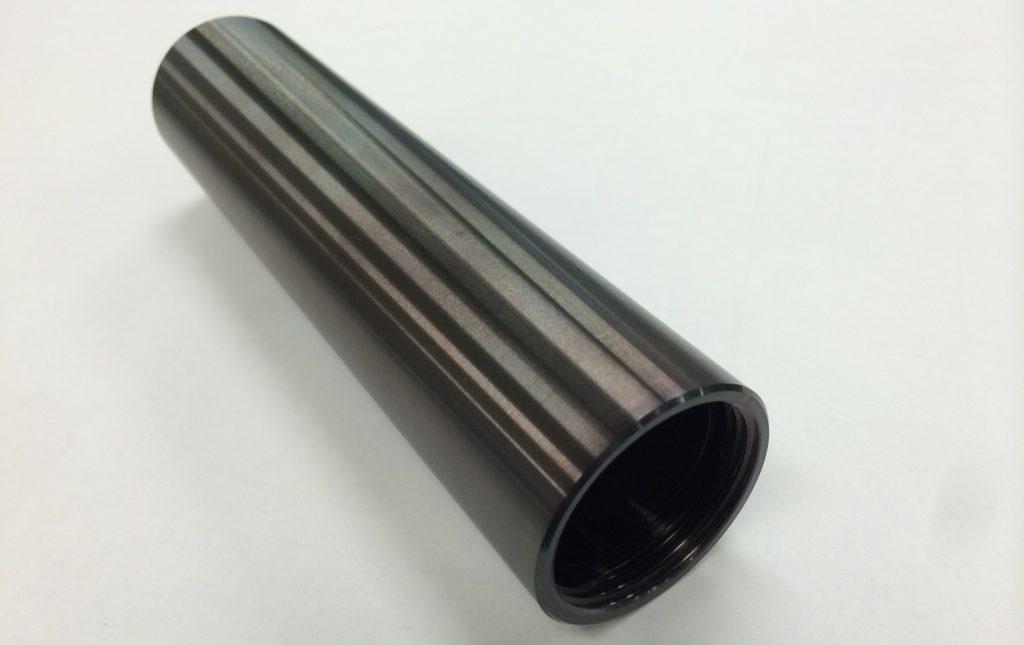 真円度・円筒度2/1000mm以下。円筒研磨・内径研磨加工。