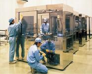 自社スタッフの高い連携力により、常に高品質な製品の製作が可能!