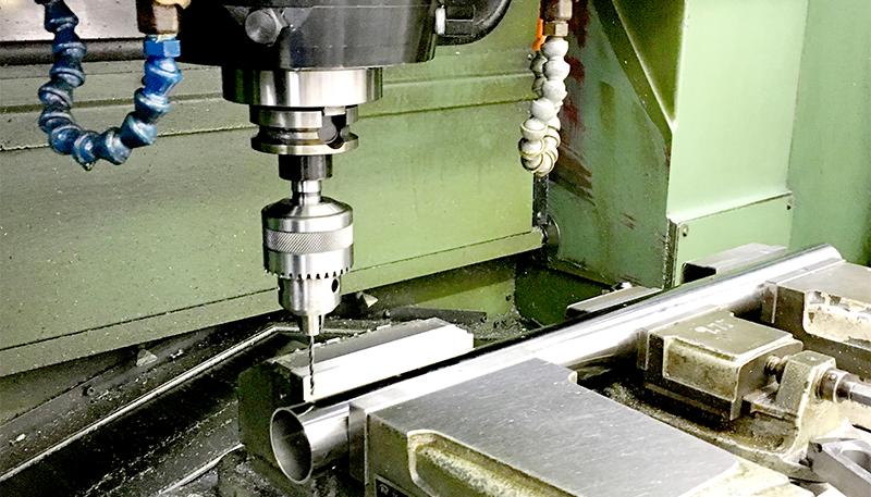 ミクロン台といった高精度な機械加工はできますか?